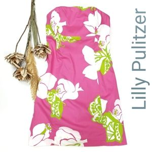 Lilly Pulitzer Franco Hotty Pink She's A Piston 2